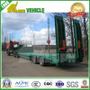 2 Axles 30 Ton Cimc Low Bed for Semi Trailer