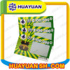 Wholesale PVC Paper Prepaid Scratch Cards with Signature