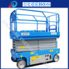 Indoor Aerial Work Used Electric Mobile Scissor Lifting Platform
