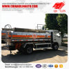 Wheelbase 3300mm 5000 Liters Refuel Tank Truck for Saudi Arabia