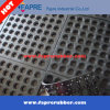 Interlocking Drainage Mat, Perforated Rubber Mats, Thin Rubber Mats