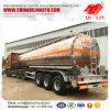 Good Quality 3 Axles Aluminum Alloy Fuel Tank Semi Trailer