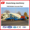 China Portable Mobile Yhzs25 Concrete Batching Plant on Sale