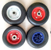 Wide Tread Light Weight Flat Free Solid Tyre