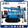Crawler Mounted 200m Diesel Engine Ground Water Drilling Machine
