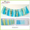 Tissue Paper Tassel for Birthday Decoration