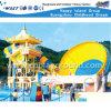 Discount Big Funny Water Park Slide (HD-6906)