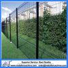 PVC Powder Coated Backyard Metal 3D Fence
