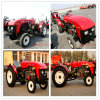Huaxia 50HP 2WD Parts of Agricultural Tractors