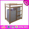 2015 New and Popular Baby Changing Table, Wooden Baby Changing Station, Best Seller Baby Changing Table W08c085