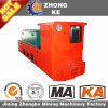 Battery Locomotive 2.5 Tons, Electric Battery Locomotive for Sale,