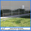 Galvanized Portable Chain Link Movable Temporary Fencing Panels