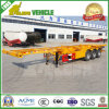 3 Axles 40FT Container Skeleton Semi Trailer