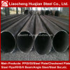 Weld Steel Pipe Black Welded Steel Pipe for Building Material