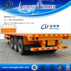 Low Flatbed Semi Trailer for Sale