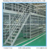 Industrial Pallet Mezzanine Racking for Warehouse Storage