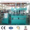 Four Cavities Rubber Tile Vulcanizing Press Machine with SGS BV Inspected