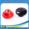 Knurled Knob for Feed Processing Machinery