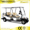 48V DC Motor 6 Seater Electric Golf Cart