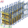 Heavy Duty Gravity Pallet Racking Warehouse with High Quality