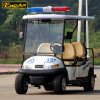 Patrol Car Electric Golf Car for 4 Seater