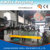 Plastic Film Pelletizing Machine/PP/PE Printed BOPP Film Waste Represses Line