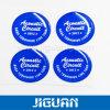 Top Quality Environmental Custom Design Clear Epoxy Resin Sticker