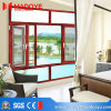 Aluminum Double Frosted Glass Casement Windows
