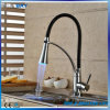 2017 New Design LED Brass Kitchen Faucet