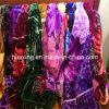 Wholesale Stock Mink Blanket and Raschel Blanket/Polyester Fabric