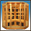 Luxury Carbon Fiber Infrared Sauna House, Health Saunas Infrared
