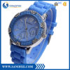 Hot Selling 2014 Newly Designed Silicone Watch with Diamond
