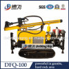 Good Performance Dfq-100 Pneumatic Borehole Well Drilling Rig Machine