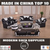 Modern Chesterfield Leather Sofa (Lz1888)