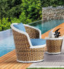 2017new Design Hotel Wicker Patio Garden Furniture Sofa Set Using Outdoor & Garden & Patio (YT1050)
