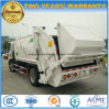 FAW 5 Tons Refuse Compress 5 Cbm Compactor Garbage Truck