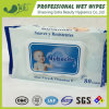 Antibacterial Baby Wet Tissues Cleaning Organic Wet Wipes