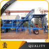 Mobile Concrete Mixing and Batching Plant in China
