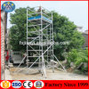 Light Weight Aluminum Mobile Stair Scaffolding for Sale