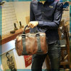 Bw260 Genuine Leather Laptop Messenger Shoulder Bag Men′s Bag