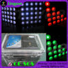RGB LED Matrix Light DJ Disco DMX Stage Lighting