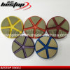 Bestop Velrco Back Ceramic Floor Polishing Pad for Concrete