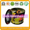 Food Packaging Metal Round Tin Box