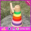 2016 Wholesale Baby Wooden DIY Jenga, Funny Kids Wooden DIY Jenga, New Design Children Wooden DIY Jenga W13D110