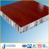 20mm Wood Grain Aluminum Honeycomb Panel for Wall Panel