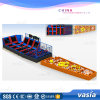 Used Play Trampoline Park for Kids, Soft Kids Play Equipments