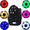 Mini 6X15W Bee-Eyes Stage Beam Light LED Moving Head