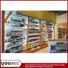 Creative Wooden Display Equipment for Pharmacy Store, Shop Fittings