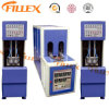 Semi-Automatic 6 Cavities Pet Bottle Blow Molding Machine