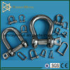 304 and 316 Stainless Steel Wire Rope Rigging Hardware